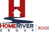 HomeRiver Group™ Boise Logo