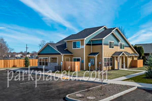 Bristlecone Townhomes
